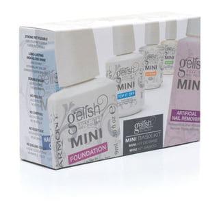 Gelish Color Gels Mini Basix Kit