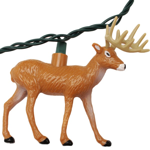 Rivers Edge Products 10-piece Deer Light Set