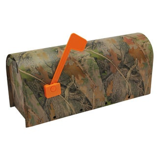 Rivers Edge Products Heavy Metal Camo Mailbox