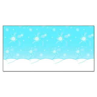 Pacon Fadeless Winter Time Scene Paper Design (Includes 1 Roll)