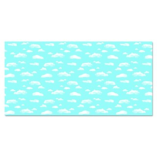 Pacon Fadeless Designs Clouds Bulletin Board Paper (Includes 1 Roll)