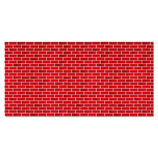 Pacon Fadeless Designs Brick Bulletin Board Paper (Includes 1 Roll)