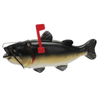 Rivers Edge Products Catfish Mailbox
