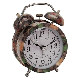 Rivers Edge Products Camo Alarm Clock