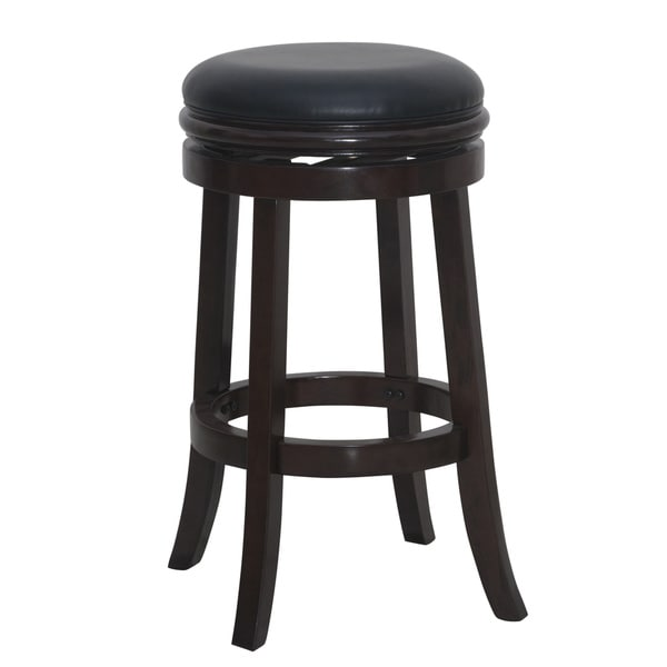 Shop Boraam 29 Inch Backless Bar Stool Free Shipping Today