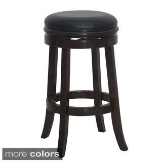 Boraam 29-inch Backless Bar Stool