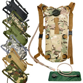 Gearonic 2L Hydration System Climbing Hiking Pouch Backpack Bladder Water Bag (More options available)
