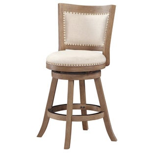 The Gray Barn Parker 24-inch Counter Stool (2 options available)