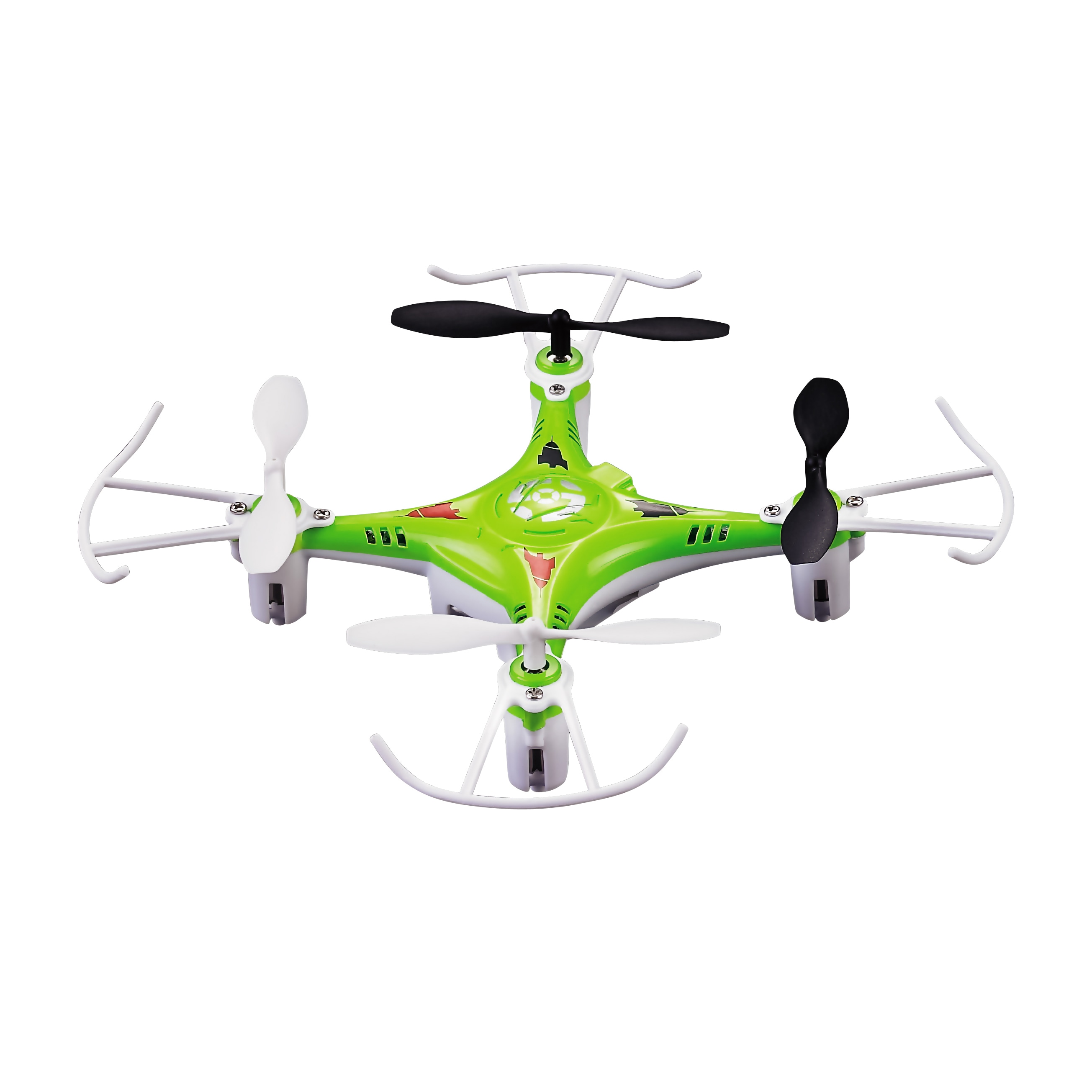 SEAICH 2.4G 4-CH RC Quadcopter with Headless Mode X7 (Green)