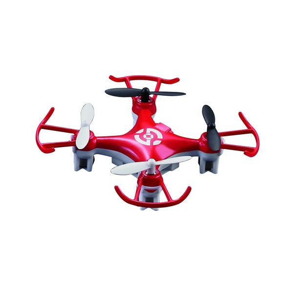 NANO 2.4G 4-CH RC Quadcopter Drone with Headless Mode X6