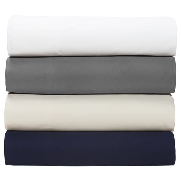 Amaze by Welspun Peached Percale 310 Thread Count Sheet Set