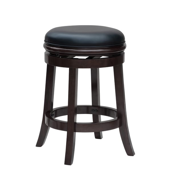 Boraam 24 Inch Backless Counter Stool Free Shipping