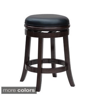 Boraam 24-inch Backless Counter Stool