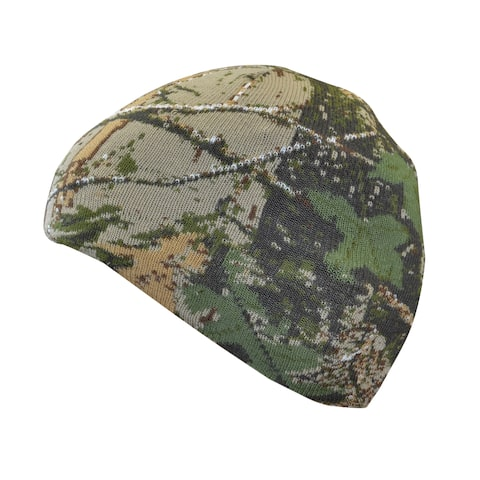 Digital Knit Camo Beanie