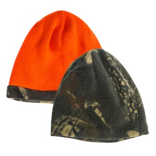 Reversible Fleece Beanie