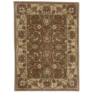 Nourison Somerset Taupe Accent Rug (2' x 2'9)