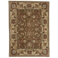 Nourison Somerset Taupe Accent Rug - 2' x 2'9