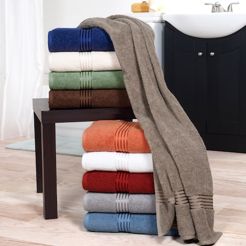 Windsor Home 100-percent Cotton Hotel 6-piece Towel Set