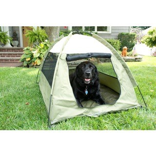 Iconic Pet Cozy Camp Pet Tent