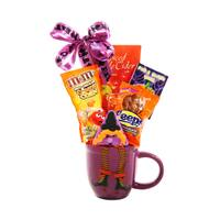 Alder Creek Ghoulish Goodies Gift Basket
