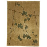 Nourison Somerset Gold Accent Rug - 2' x 2'9