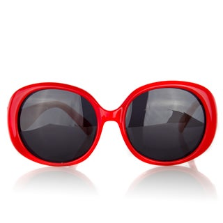 Crummy Bunny Little Girl Anti-UV Polarized Red Sunglasses