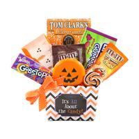 Alder Creek Halloween Treats Gift Basket