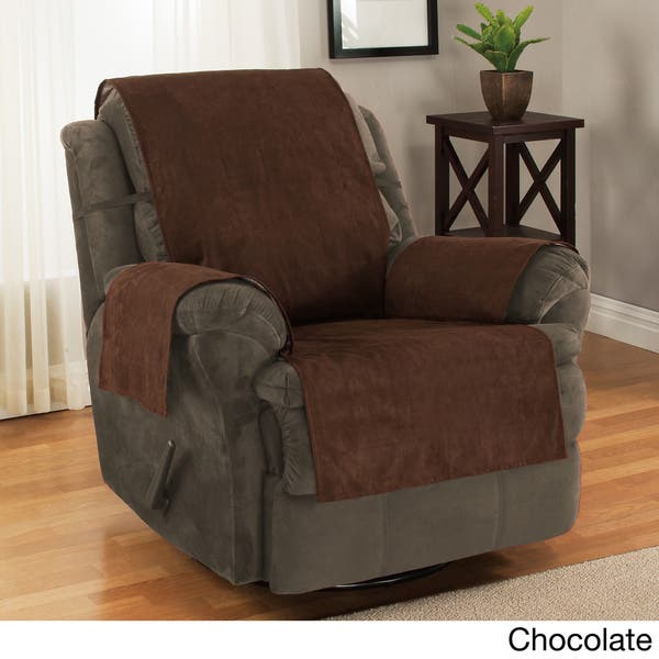 Excellent Shop Anti Slip Recliner Chair Protector And Cover Free Customarchery Wood Chair Design Ideas Customarcherynet