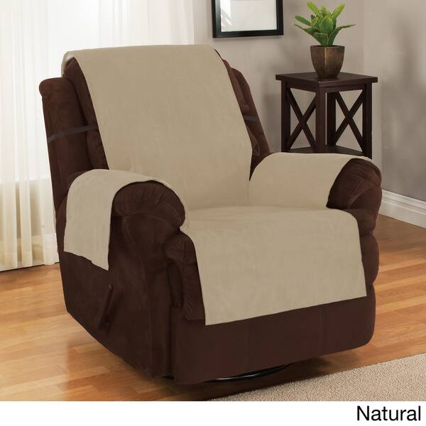 Enjoyable Shop Anti Slip Recliner Chair Protector And Cover Free Customarchery Wood Chair Design Ideas Customarcherynet