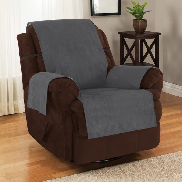 Shop Anti Slip Recliner Chair Protector And Cover Free