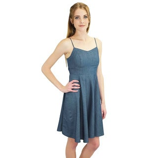Relished Women's Coney Island Chambray Dress