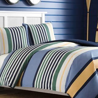 Nautica Dover 3-piece Duvet Cover Set (3 options available)
