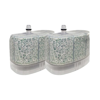 2pk Replacement Calcium Water Filters, Fits Bissell Steam Mops, Compatible with Part 218-5600 & 32526