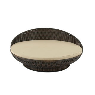 Rattan Egg-shaped Daybed