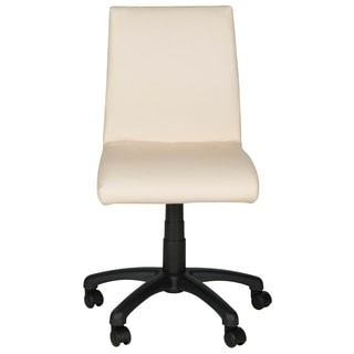 Safavieh Office White Hal Desk Chair