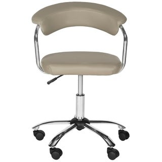 Safavieh Office Grey Pier Desk Chair