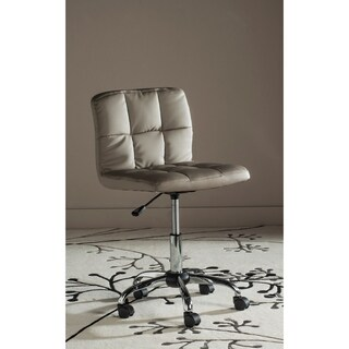 Safavieh Office Grey Brunner Desk Chair