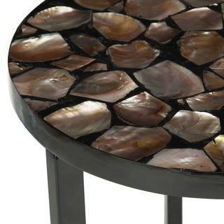 Safavieh Zaira Brown End Table