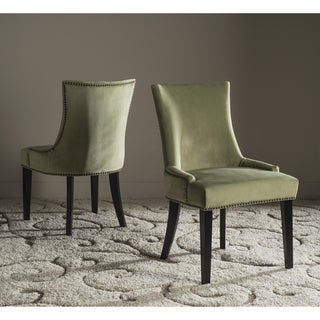 Safavieh Lester Mint Dining Chair (Set of 2)