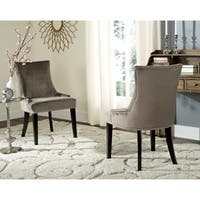 "Crusie Mushroom Dining Chairs (Set of 2) - 22"" x 24.8"" x 36.4"""