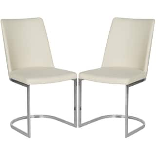 Safavieh Metropolitan Dining Parkston Linen Beige Dining Chairs (Set of 2)|https://ak1.ostkcdn.com/images/products/10353824/P17462498.jpg?impolicy=medium