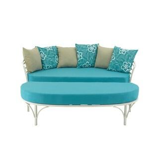 Blue Sky Outdoor 2-piece Sofa