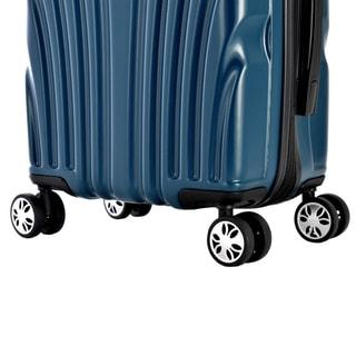Olympia Vortex 29-inch Large Hardside Spinner Upright Suitcase
