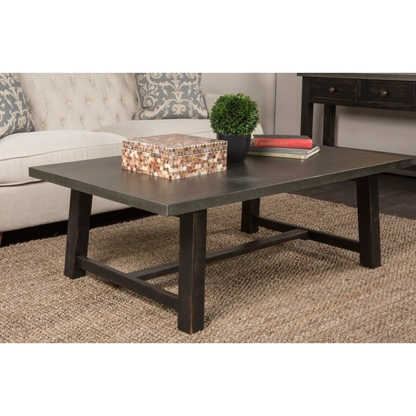 Wilson Antique White Coffee Table: Kosas Home Kosas Collections Norris Coffee Table