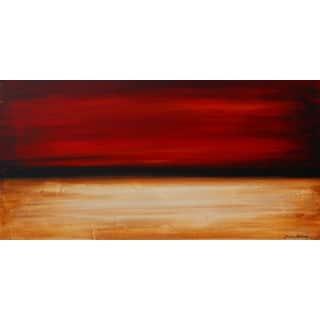 ArtAppealz Jolina Anthony 'Desertsunset' Removable Wall Art https://ak1.ostkcdn.com/images/products/10354696/P17463188.jpg?impolicy=medium