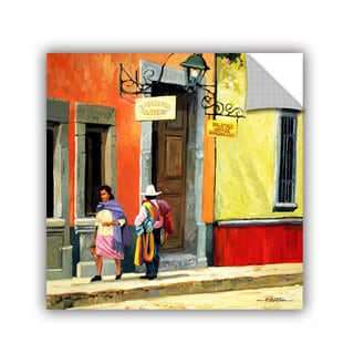 ArtAppealz Rick Kersten 'Streets Of Mexico' Removable Wall Art