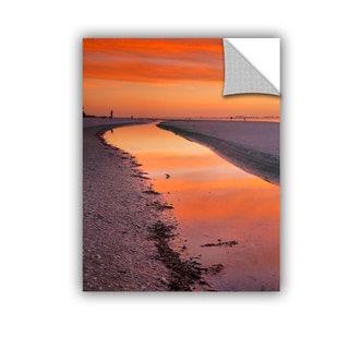 ArtAppealz Steve Ainsworth 'Captiva Sunset' Removable Wall Art