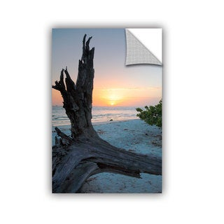 ArtAppealz Steve Ainsworth 'Sanibel Sunrise I' Removable Wall Art