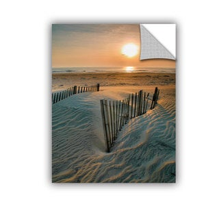 ArtAppealz Steve Ainsworth 'Sunrise Over Hatteras' Removable Wall Art