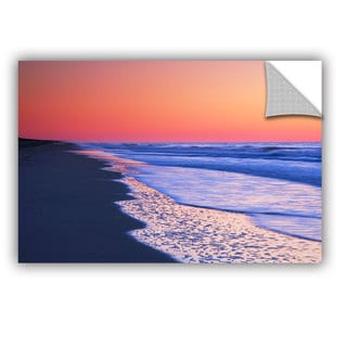 ArtAppealz Steve Ainsworth 'Lavender Sea I' Removable Wall Art